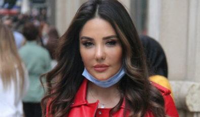 Esra Balamir'in yüzündeki şişlik görenleri şaşırttı