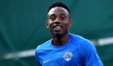 Trabzonspor, Fode Koita'yı açıkladı