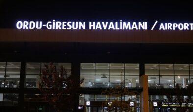 Ordu-Giresun Havalimanı'nda ihbarın asılsız olduğu tespit edildi