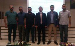 Bitlis Eren Üniversitesinde proje yazma etkinliği