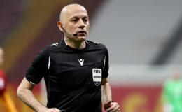 Cüneyt Çakır'a yeni görev! Ukrayna-Avusturya maçını yönetecek