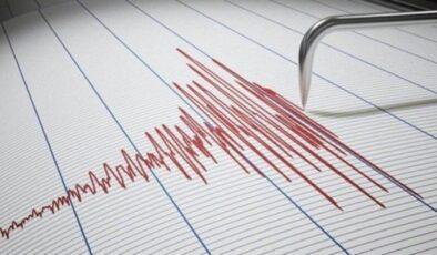Osmaniye'de son dakika deprem! 3,4 ile sallandı