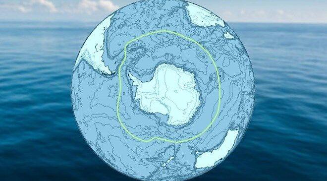 Güney Okyanusu resmen kabul edildi