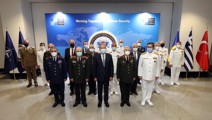 Milli Savunma Bakanı Akar: Türkiye yalnız bırakıldı