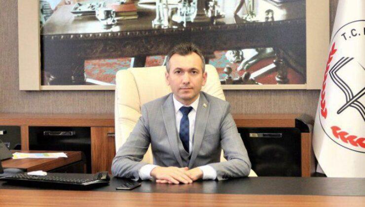 Isparta İl Milli Eğitim Müdürü Yılmaz istifa etti