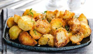 Fırınlanmış Haşlama Patates Tarifi