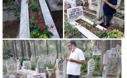 Kahramanmaraş'ta gazetecilerden anlamlı ziyaret