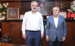 AK Parti İstanbul İl Başkanı Kabaktepe Mardin'de