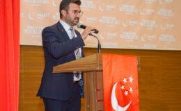 Saadet Kayseri'den yerel yönetimlere eleştiri
