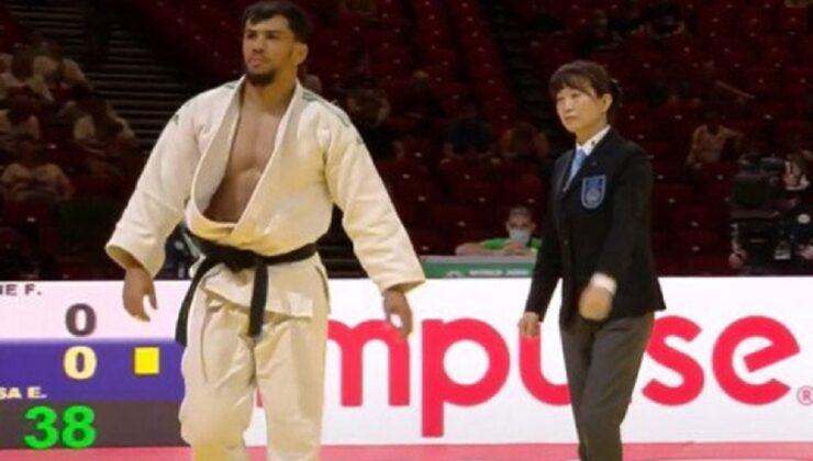 Cezayirli judocu İsrailli rakibiyle eşleşmemek için Tokyo 2020'den çekildi