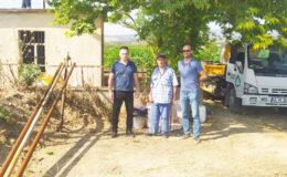 Manisa Turgutlu'da bir mahallenin su sorunu daha çözüldü