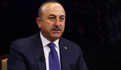 Bakan Çavuşoğlu'ndan Kılıçdaroğlu'na 'ucuz siyaset' çıkışı!