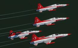 Türk Yıldızları Koyunhisar Zaferi için uçacak