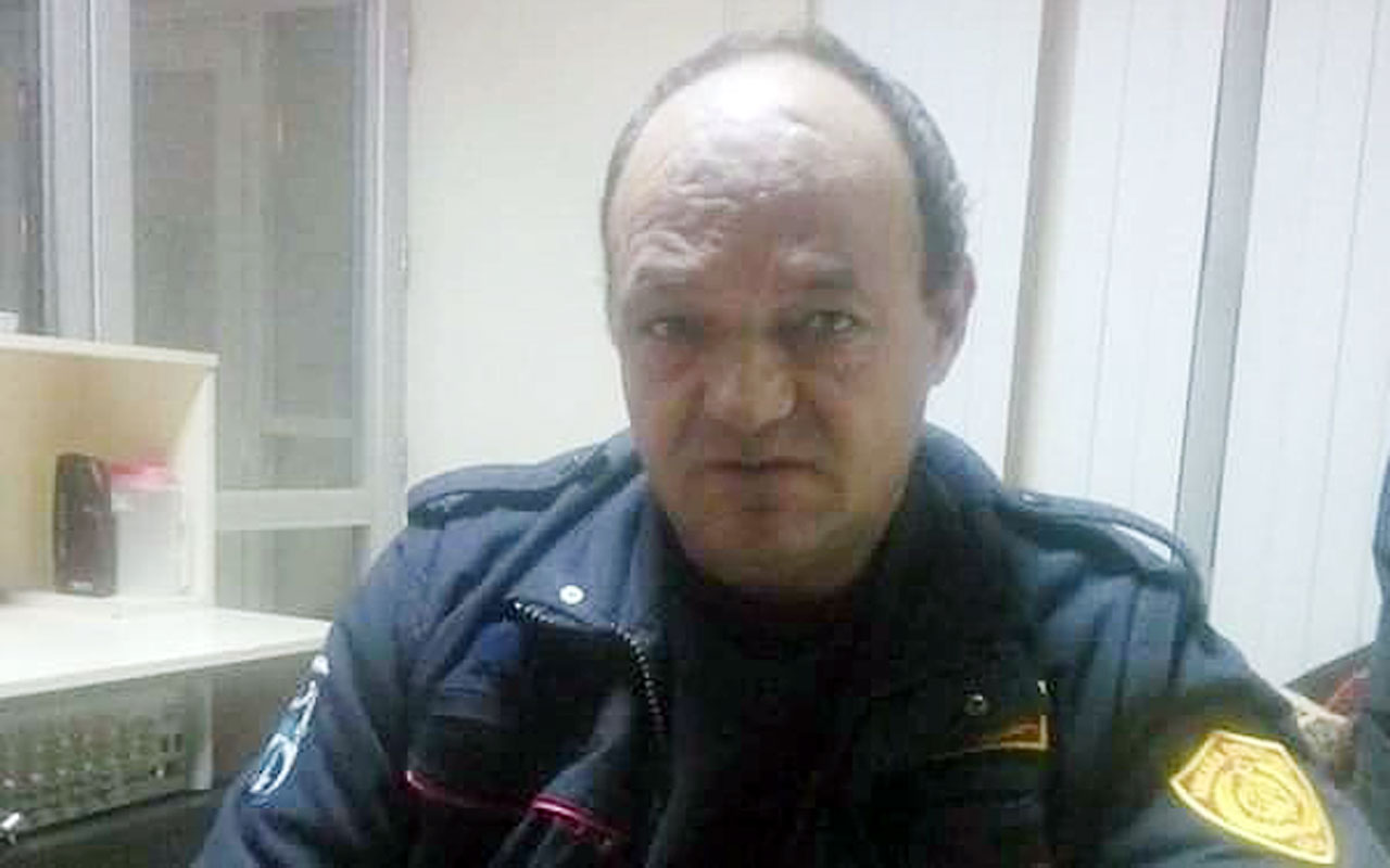 Ankara Sincan'da itfaiye eri görevi sırasında kalp krizi geçirdi