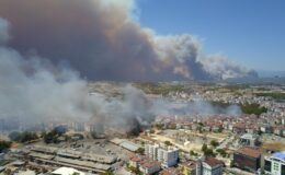 Antalya Manavgat'ta müdahale sürüyor!