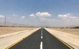 Van Sakalar Mahalle yolu asfaltlandı