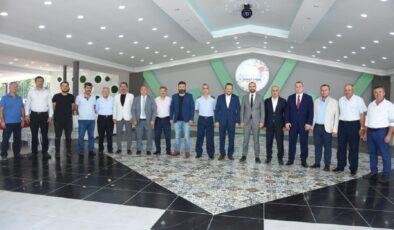 Cumhur İttifakı'ndan Yenişehir turu