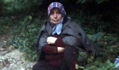Bursa Uludağ'da kaybolan kadın sağ bulundu