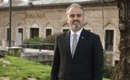 Bursa'da yaşam kalitesi artıyor