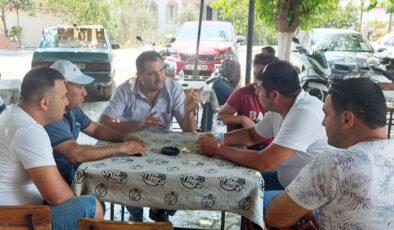 Muğla Ortaca'da CHP görüş alışverişini sürdürüyor