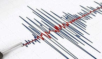 Bingöl Kiğı'da 4,3 büyüklüğünde deprem