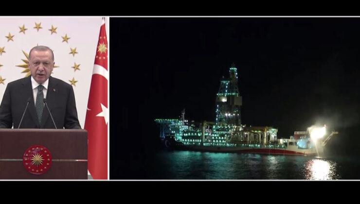 Karadeniz gazında ilk ateş yakıldı!
