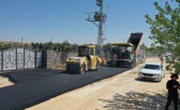 Gaziantep'te asfalt seferberliği