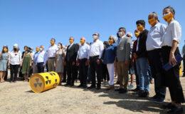 Gaziemir, İzmir'in Çernobili'ne karşı duruyor!