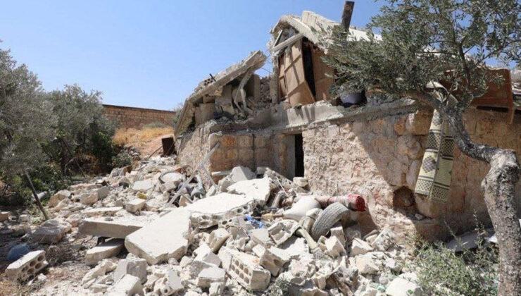 İdlib'de 4 sivil hayatını kaybetti