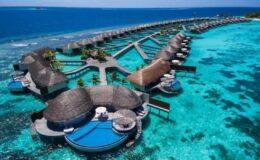 Maldivler küresel ısınma tehlikesiyle karşı karşıya