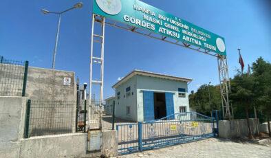 Manisa'da atıksu arıtma tesislerine bakım