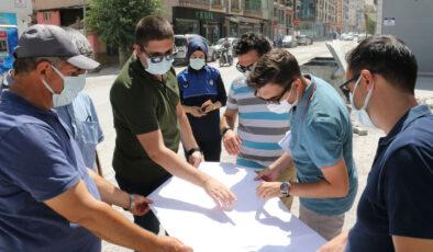 Manisa Kırkağaç'ta sokaklar prestij kazanıyor