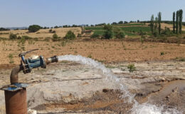Manisa Salihli, bayramda su sıkıntısı çekmedi