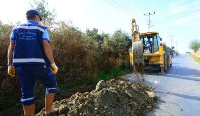Muğla'da 8 mahalleye kanalizasyon hattı yapılacak