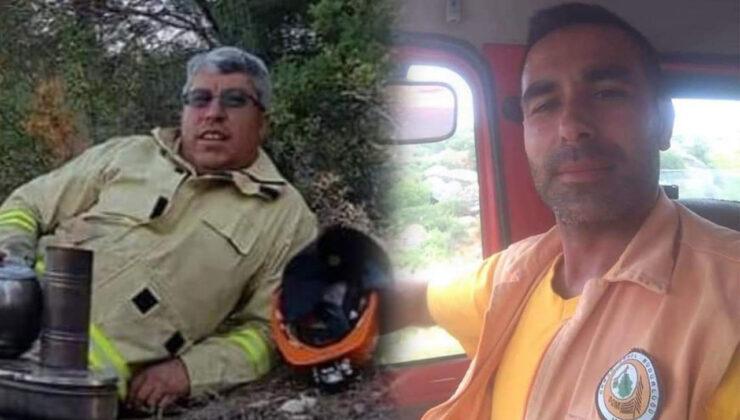 Antalya Manavgat'ta 2 orman işçisi hayatını kaybetti