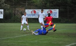 Samsunspor hazırlık maçında Bursaspor'u yendi