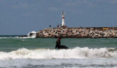 Şile'de denize girmek yasaklandı! Kaymakamlık duyurdu