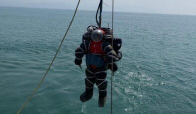 Sualtı Komutanlığı 335 metre derinliğe daldı