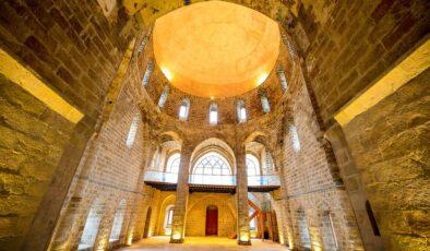 Malatya Taşhoron Kilisesi'nde restorasyon tamamlandı