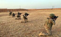 Saldırı hazırlığındaki 2 teröriste komando operasyonu!