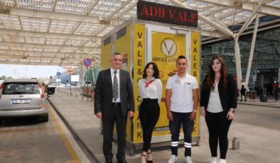 İzmir'de havaalanında kapı önü hizmeti