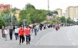 Kayseri Büyükşehir'den 'telafi' desteği