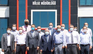 Kayseri Üniversitesi Mimarsinan OSB Meslek Yüksekokulu projesinde düğmeye basıldı