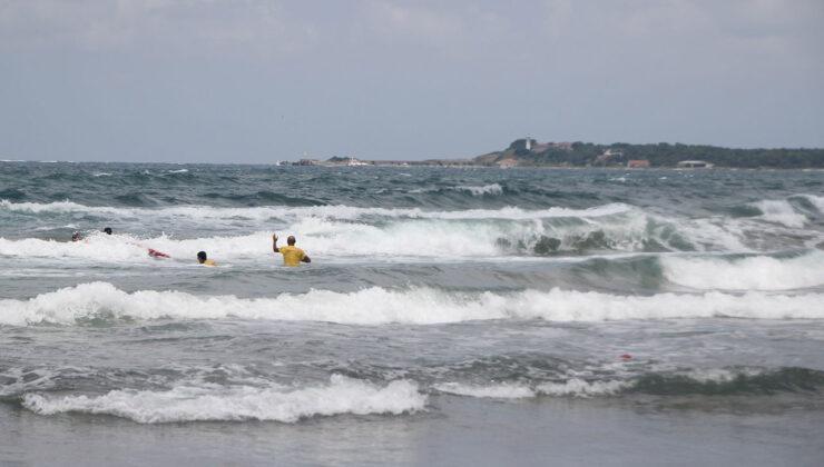 Kocaeli'de 119 kişi boğulmaktan son anda kurtarıldı