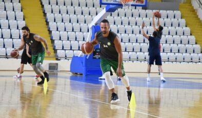 Manisa BBSK basketbolda sezonu açtı