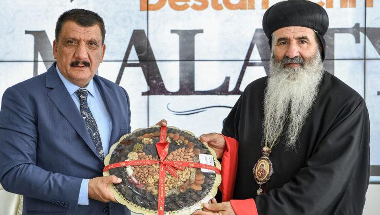 Metropolit Melki Ürek'ten Malatya'ya 'Taşhoran' teşekkürü