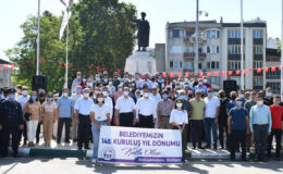 Bursa Mustafakemalpaşa'da 140. yıl sevinci