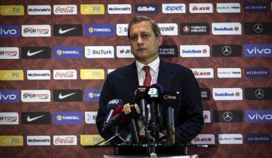 Galatasaray'da iki yıldıza kapı gösterildi