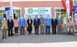 Malatya'da Ziyan olmasın, Şifa olsun' kampanyası
