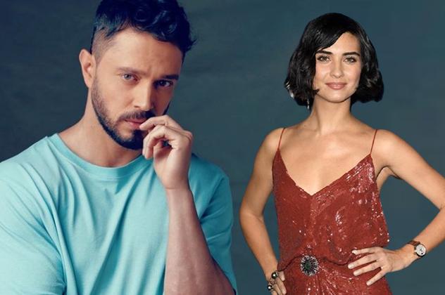 Tuba Büyüküstün ve Murat Boz'dan İlk Fotoğraf Geldi! Aşk Geliyor!